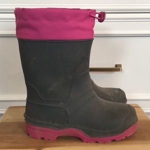 Girls Boots Made in USA 1